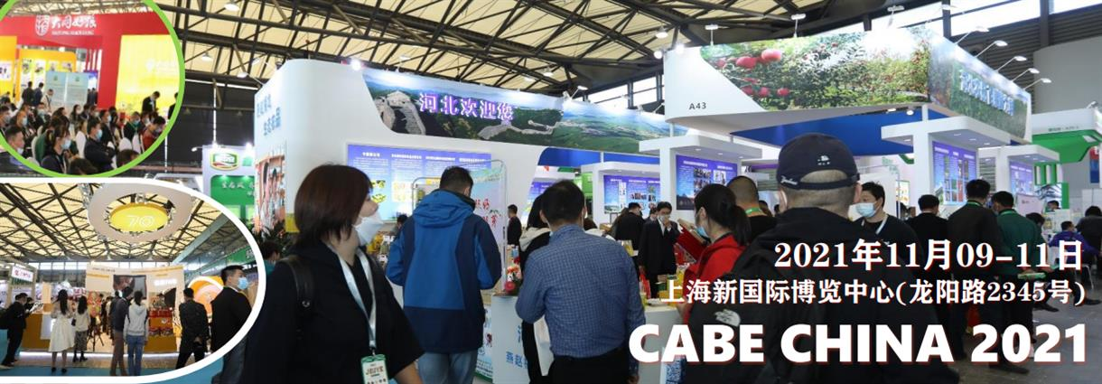 2021第11届上海国际现代农业品牌产品展览会暨第三届优质农产品区域公用品牌博览会